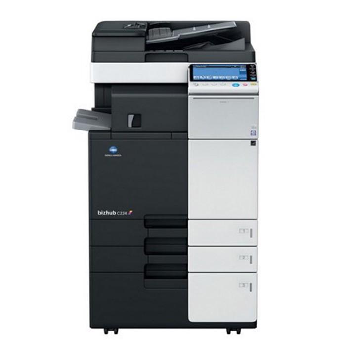 柯尼卡美能达彩色数码复印机C364出租
