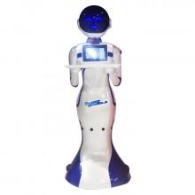 江蘇好點送餐機器人 HD-sc5智能送餐機器人