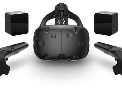 HTC VIVE虚拟现实含主机屏幕整套租赁