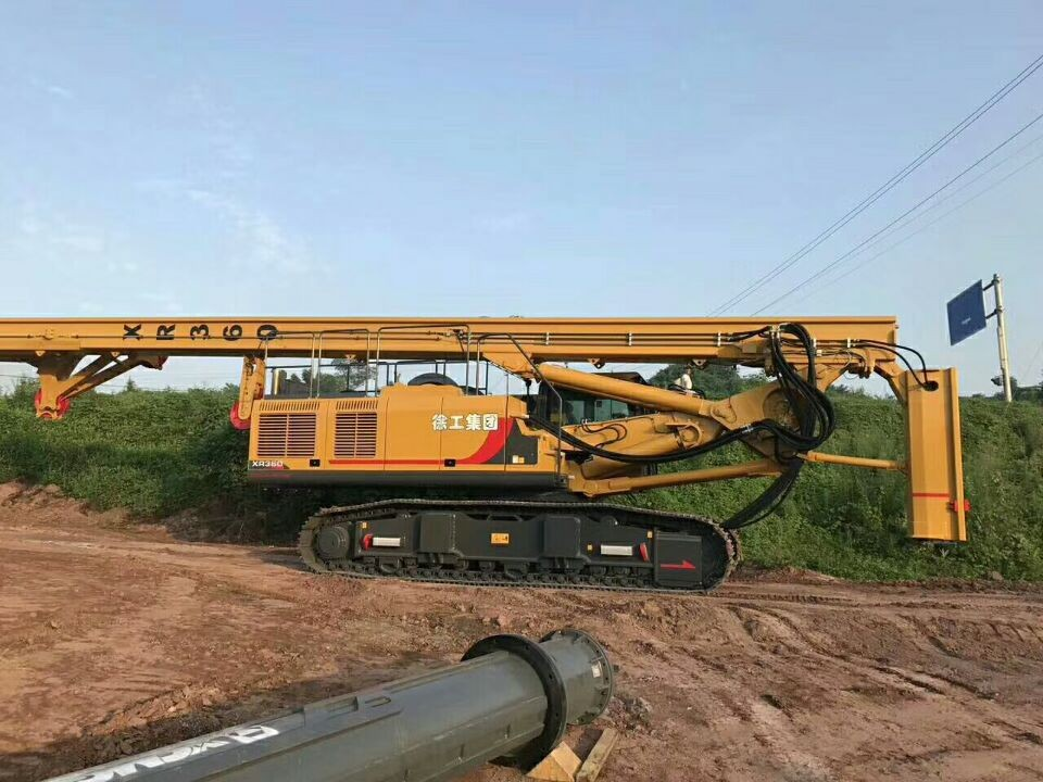 供应360旋挖钻机 贵州旋挖机