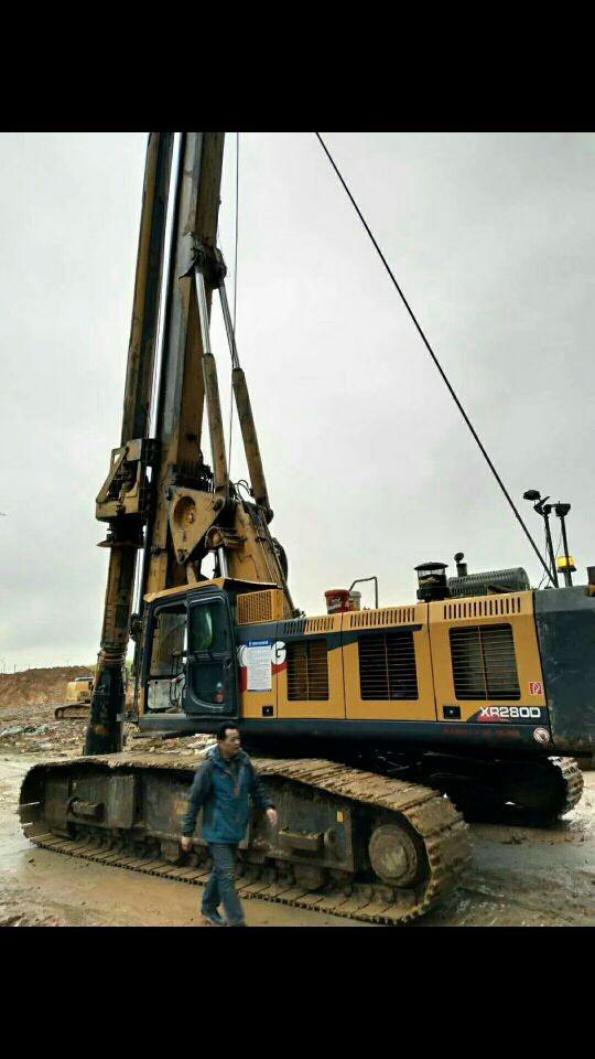 280旋挖钻机性价比高