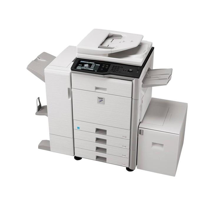 上海夏普松江總代理,低價租賃95成新復印機,打印機,服務全上海