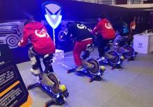 杭州市发电动感单车出租