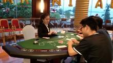 杭州实木拉斯唯加斯游戏桌暖场活动出租