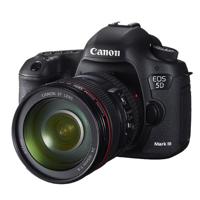 佳能5D3全画幅单反相机