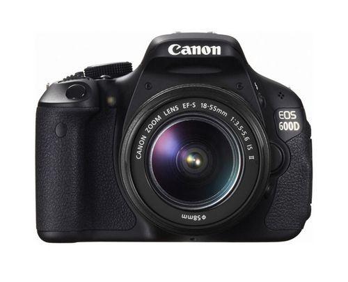 佳能600d(18-55)单反相机 超高性价比单反出租