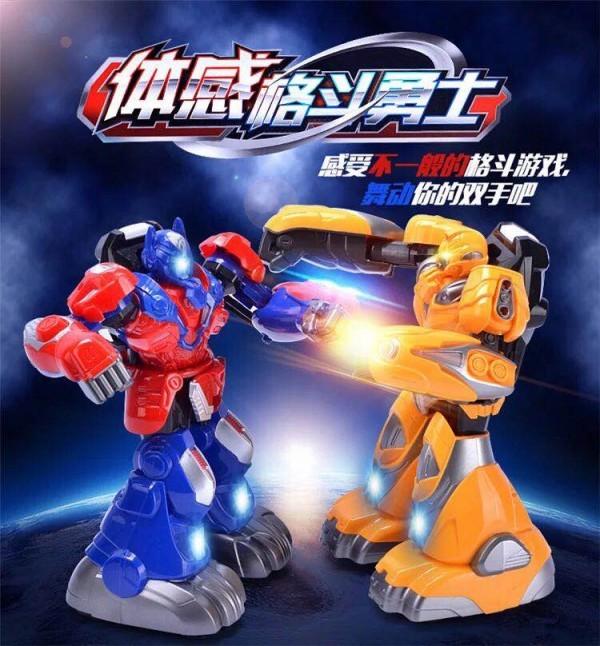 体感拳击格斗机器人