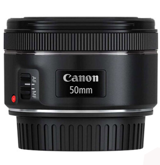佳能 EF 50mm f/1.8人像镜头出租