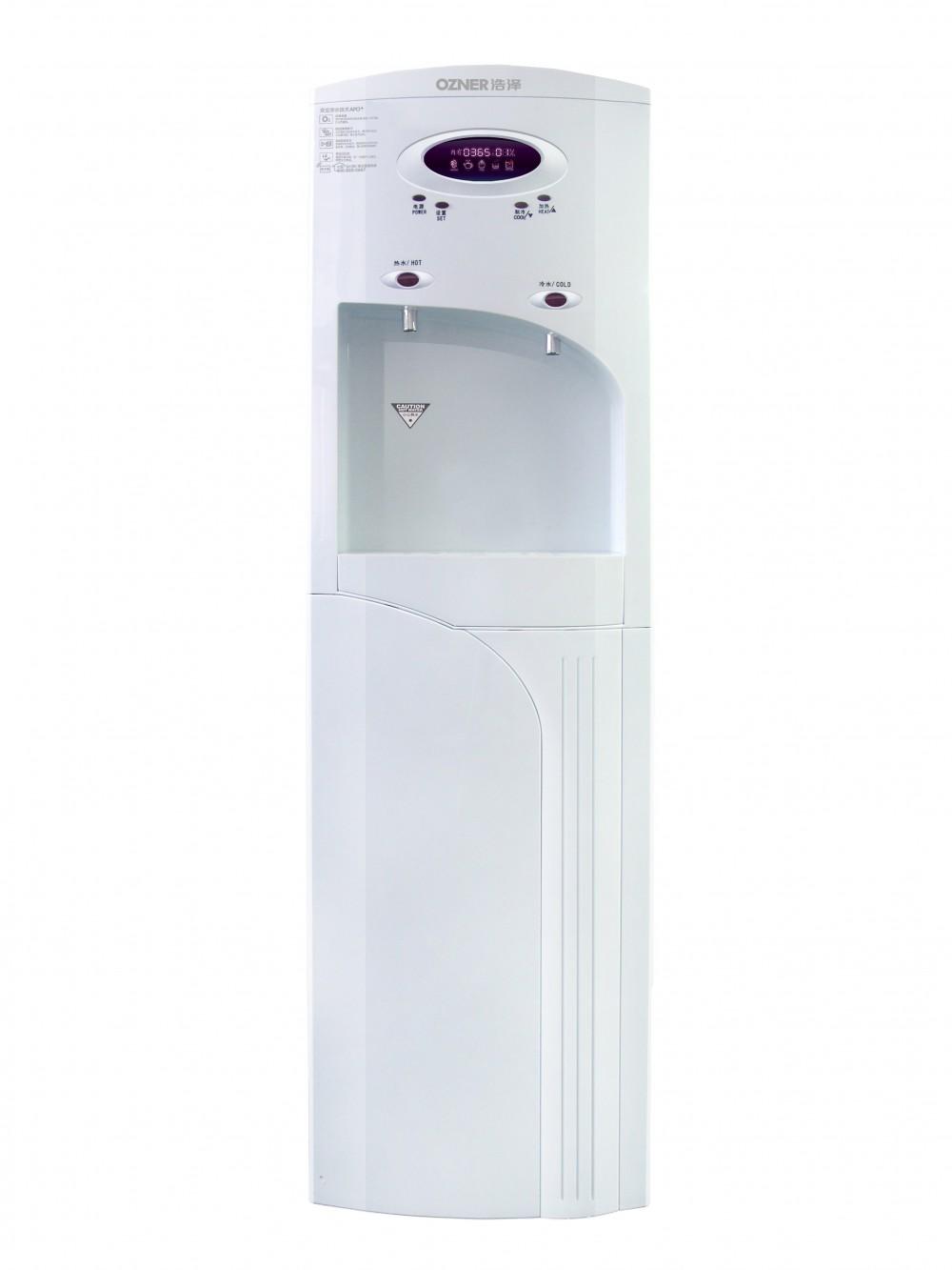 廣州浩澤RO直飲水凈水器設備租賃替代桶裝水