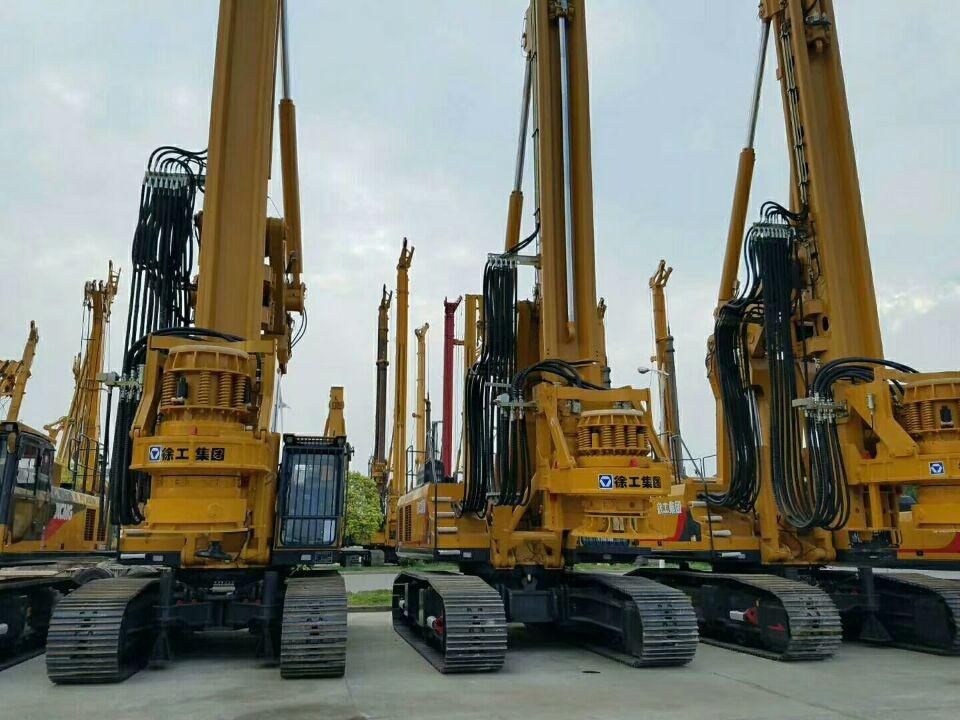 旋挖鉆機出租,配備專業旋挖機手