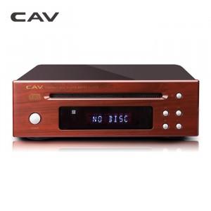 CD播放机  CAV T33丽声高保真吸入式CD机