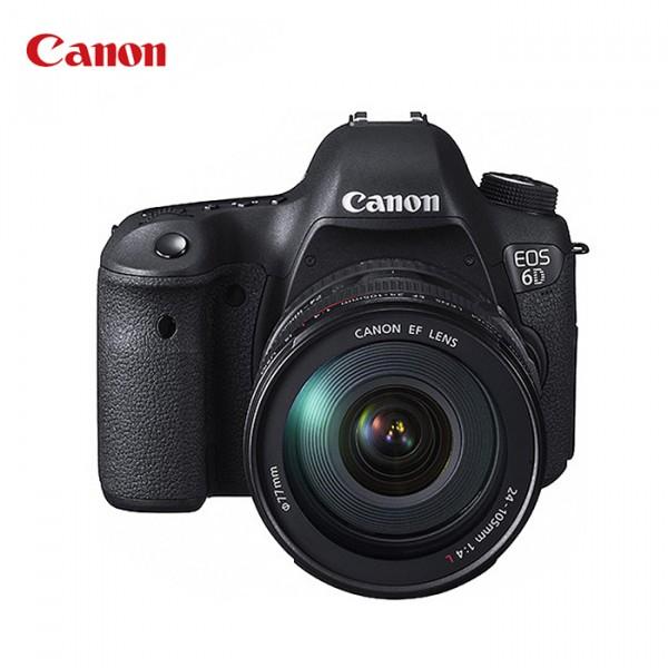 广州佳能(Canon) EOS 6D 单反相机 单机身 次新
