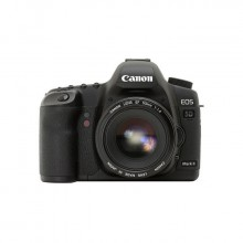 广州 佳能EOS 5DMark II 套24-105 数码单反相机  次数