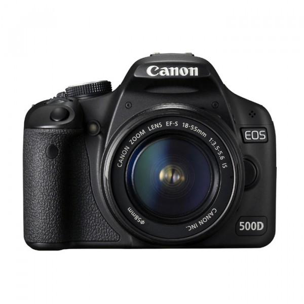 佳能(Canon)500D 18-55MM 单反相机