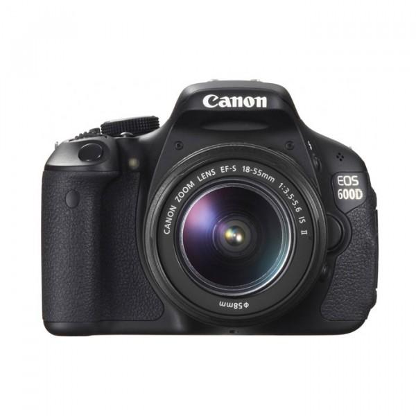 佳能(Canon)600D 18-55MM 单反相机