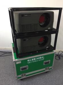 上海提供美國科視MIRAGE S+6K 投影機租賃服務 6500流明