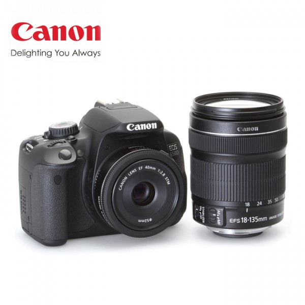 廣州 佳能(Canon) 650D套18-55 單反相機 次新