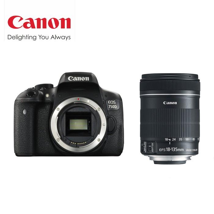 广州 佳能(Canon) 750D套18-55 单反相机 次新