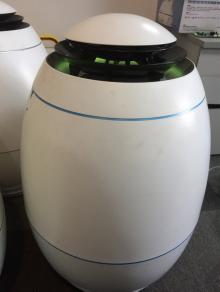 办公家用智能除霾除甲醛空气净化器