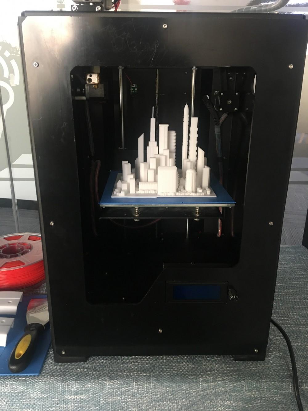 3D打印机,SLA pla 高精模型成型