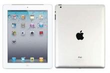 苹果平板电脑 iPad4代 全国租赁 可短租