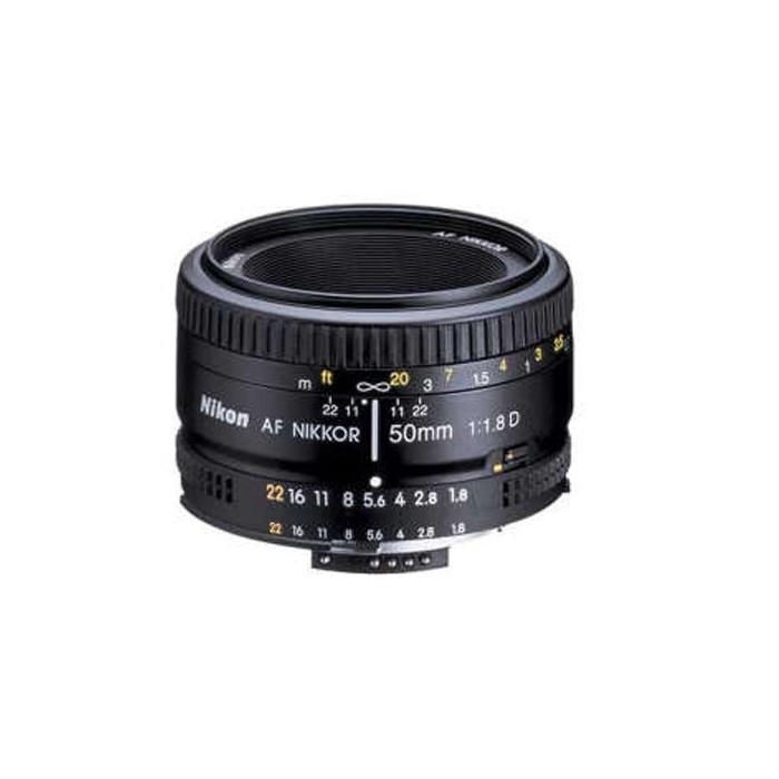 长沙市 尼康50 1.8D/50 1.4G/85 1.4D/180 2.8D 次新 尼康相机镜头