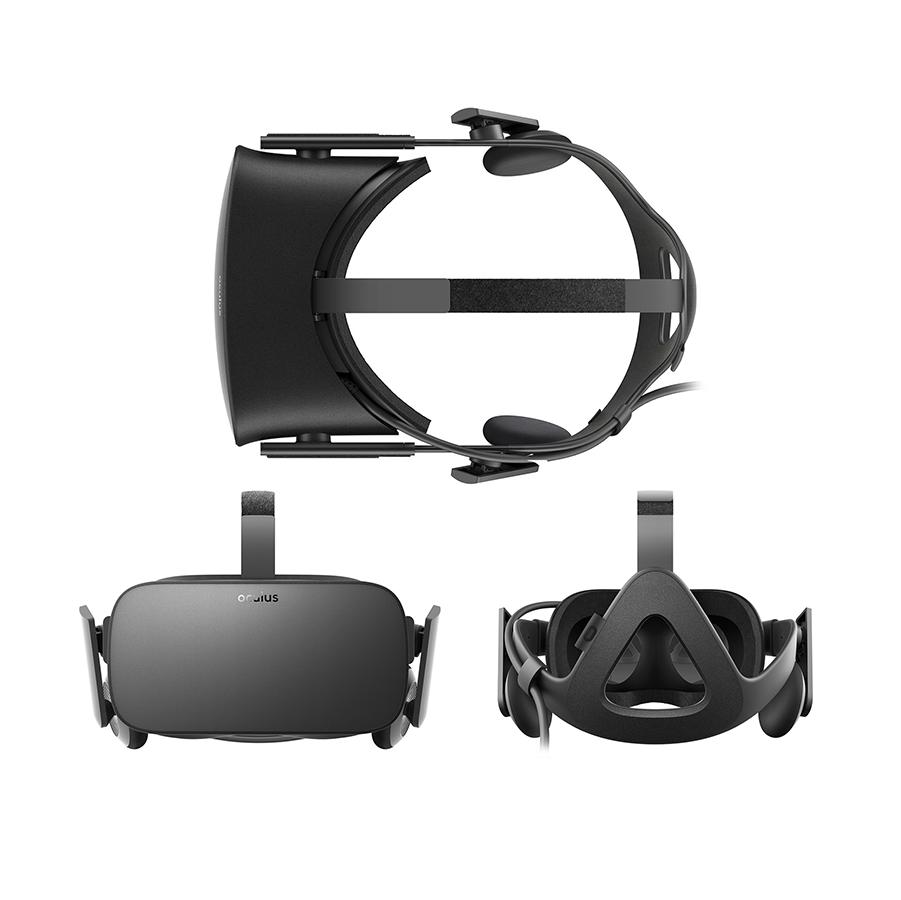 Oculus Rift VR虚拟现实游戏机