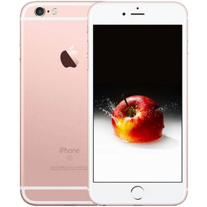 苏州市 iPhone 6s 64g 粉色 次新 苹果手机