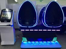 VR設備9DVR體驗艙 VR動感雙蛋