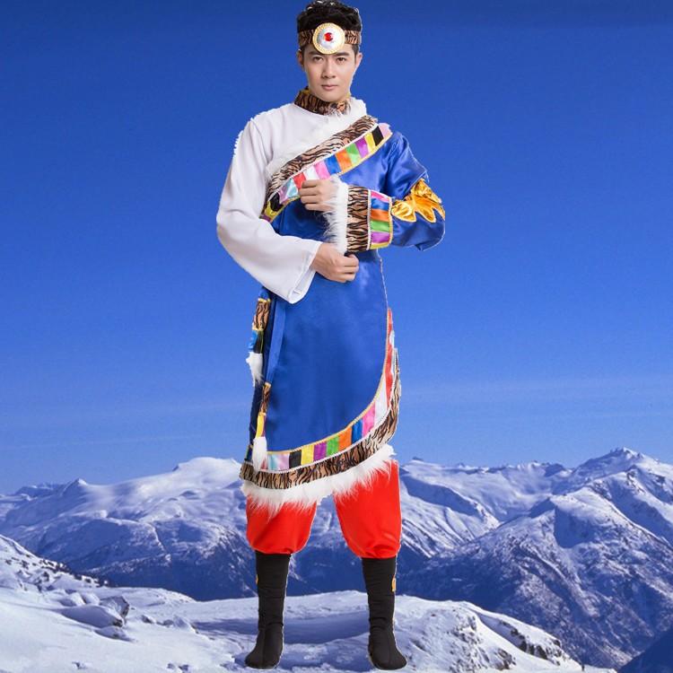 藏族男款(支持国内各城市发货)