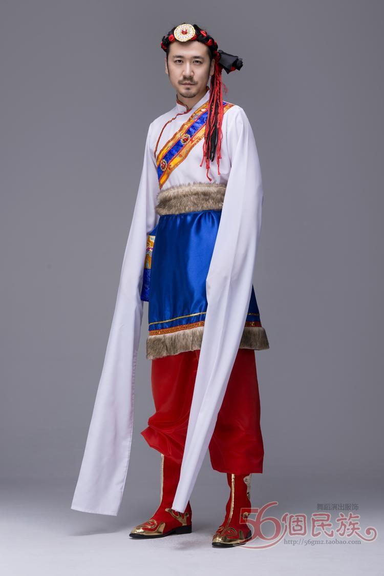 藏族男款式