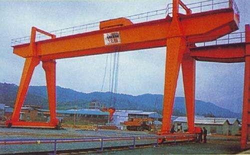 杭州万众起重机械有限公司龙门吊
