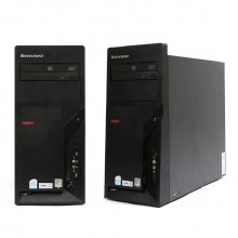 郑州市 联想4G 500G硬盘 集成显卡 22寸 四核处理器 二手 联想台式电脑