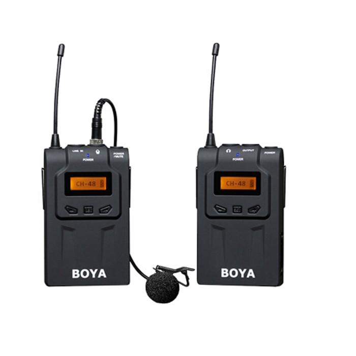 (BOYA)BY-WM6 全新 博雅无线采访话筒 长沙市