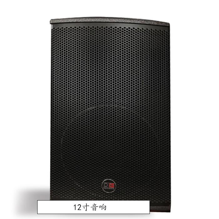 全新 12寸丹麥專業音響 配純功放/效果器/無線話筒套餐 蘇州市