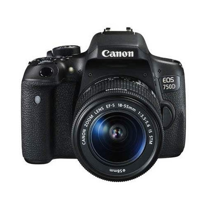 佳能Canon 750D单反相机 重庆发货(三天起租)