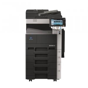 柯尼卡美能达363 黑白 彩色扫描  打印 复印一体机 稳定