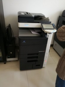 美能達C652彩色A3復印機機,雙面打印/雙面復印/網絡打印/u盤掃描