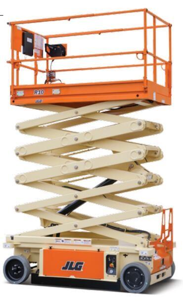 10米高空车 升降车 美国捷尔杰JLG R10