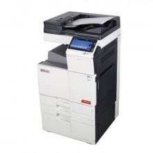 乌鲁木齐 全新 震旦ADC307彩色A3数码复合机商用打印机一体机