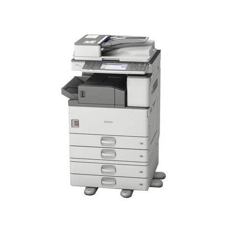 理光5002黑白數碼復印機 不卡紙