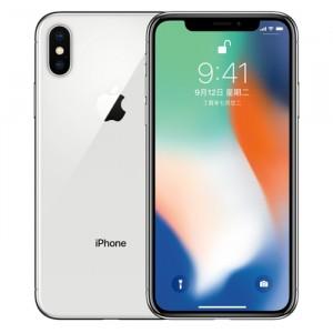 iphone X 64G 黑色/银色  95新 全网 无锁