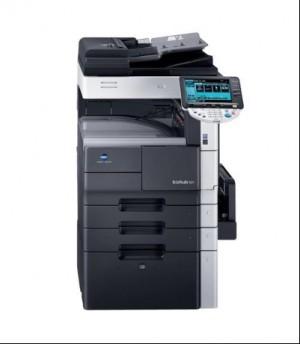柯美美能达501复印机