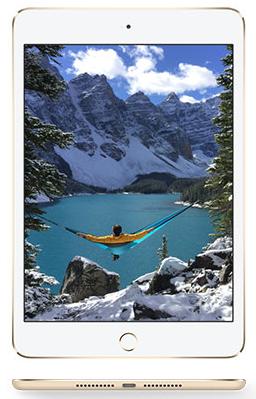 Apple iPad mini 4 7.9英寸平板电脑租赁