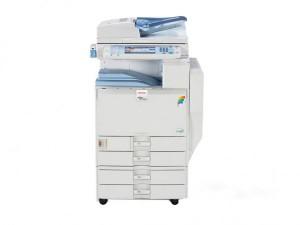 广州理光c3300彩色数码复印机租赁 免押金租赁