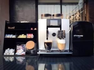 办公室咖啡机瑞士优瑞GIGA5提供