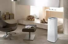 OZNER浩泽立式商用家用空气净化器