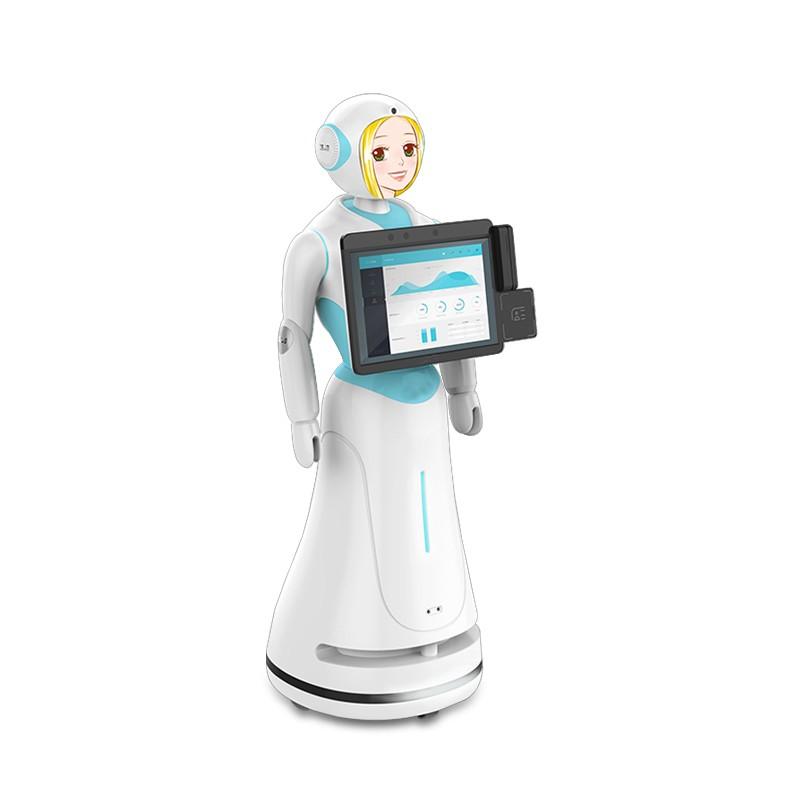 迎宾服务机器人