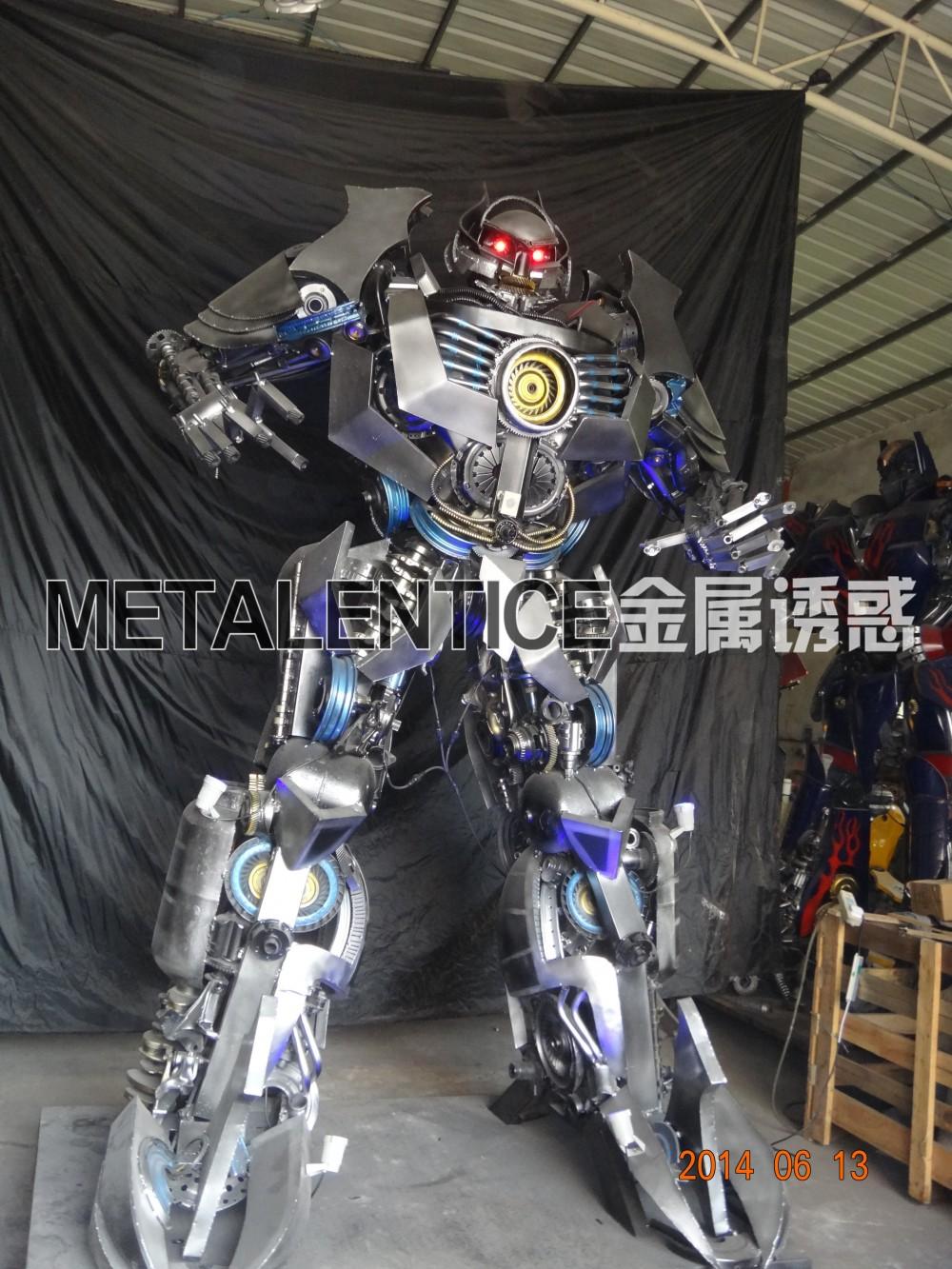 3米机器人 商场展会活动策划出租定制