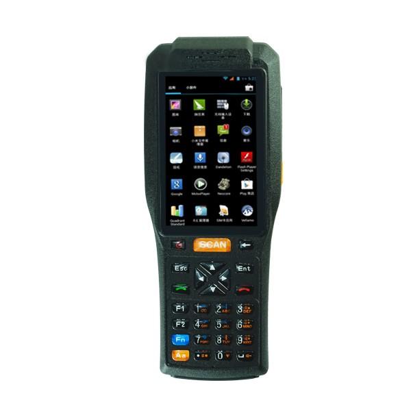 智谷聯PDA掃描槍租賃,物流快遞PDA租用